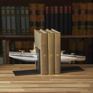 Submarine Bookends - Pendulux