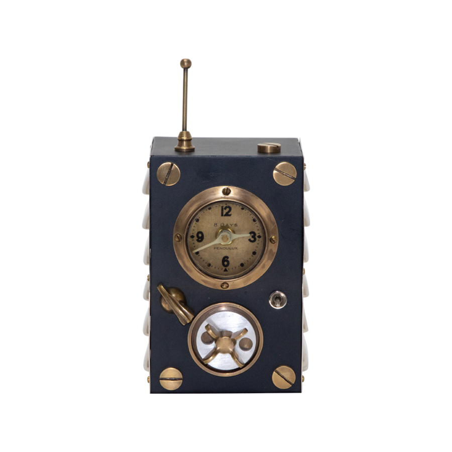 Transmitter Table Clock - Pendulux