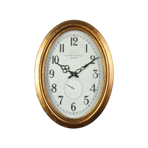 5th Avenue Clock Gold - Pendulux