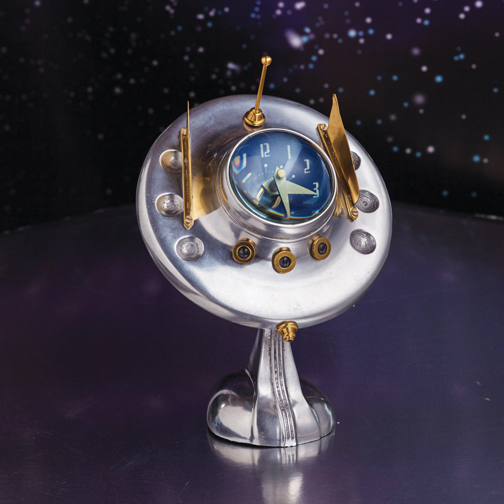 Oofo Table Clock - Pendulux