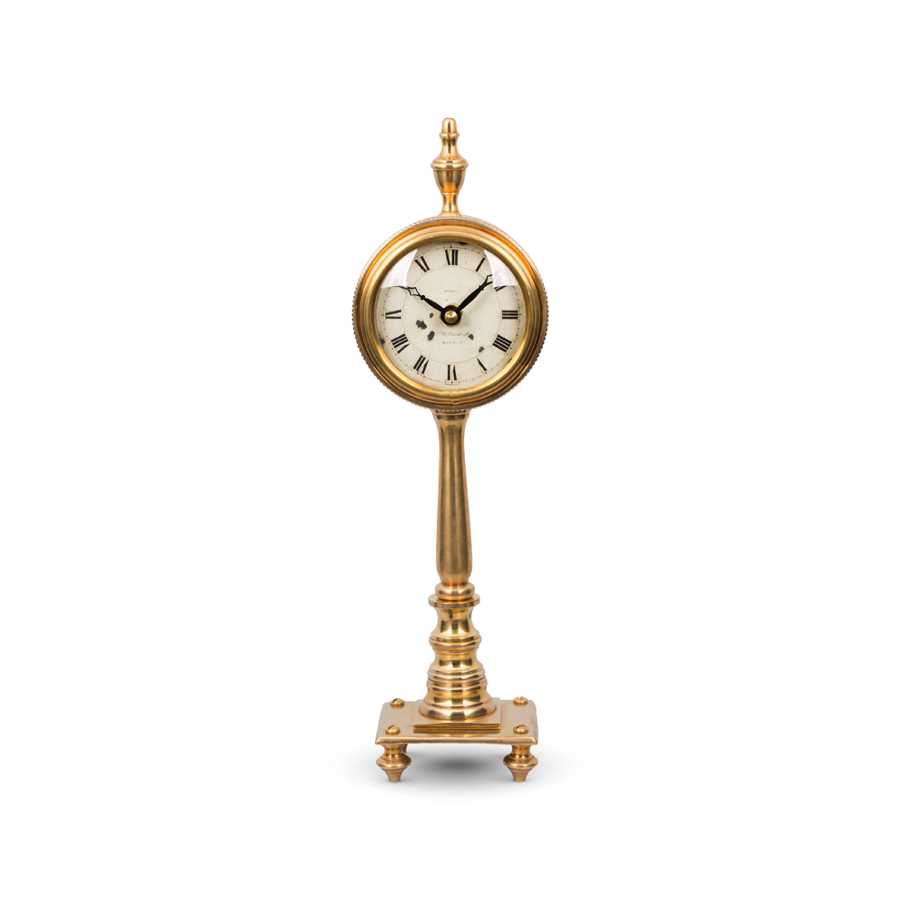 Victoria Table Clock