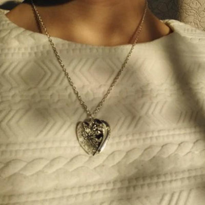 "GTX Gold ""Hollow-Heart"" Kette"