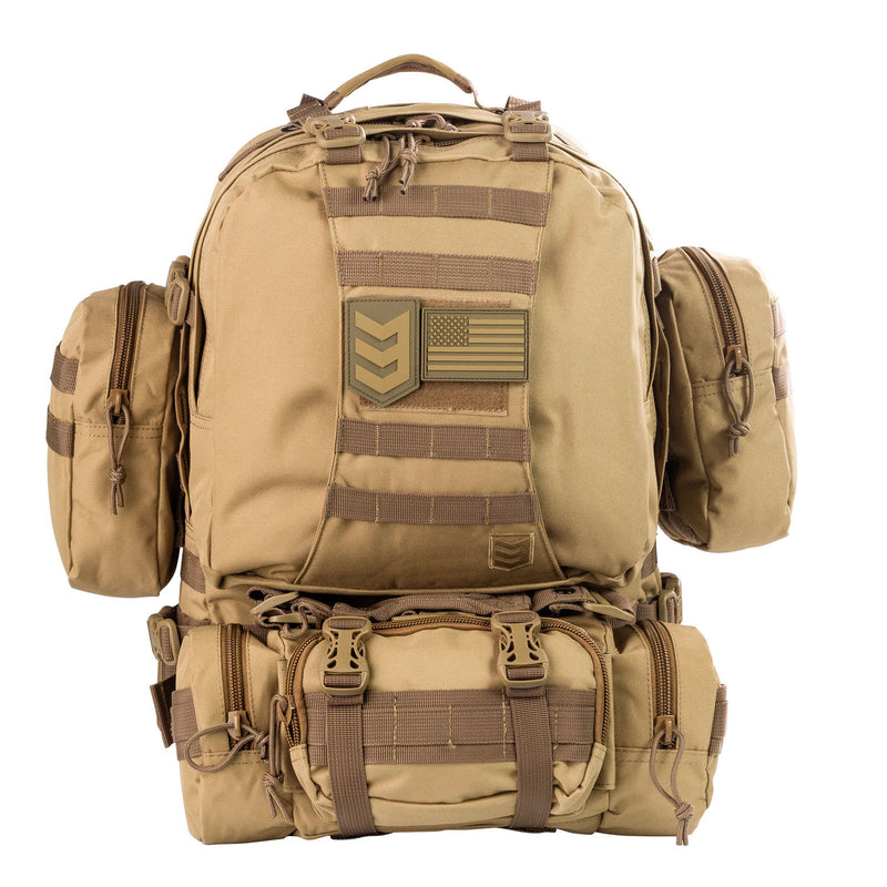 PARATUS 3 DAY OPERATOR'S PACK COYOTE TAN