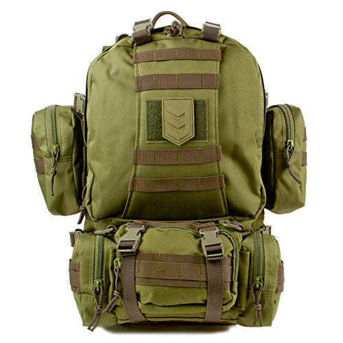 PARATUS 3 DAY OPERATOR'S PACK OLIVE DRAB