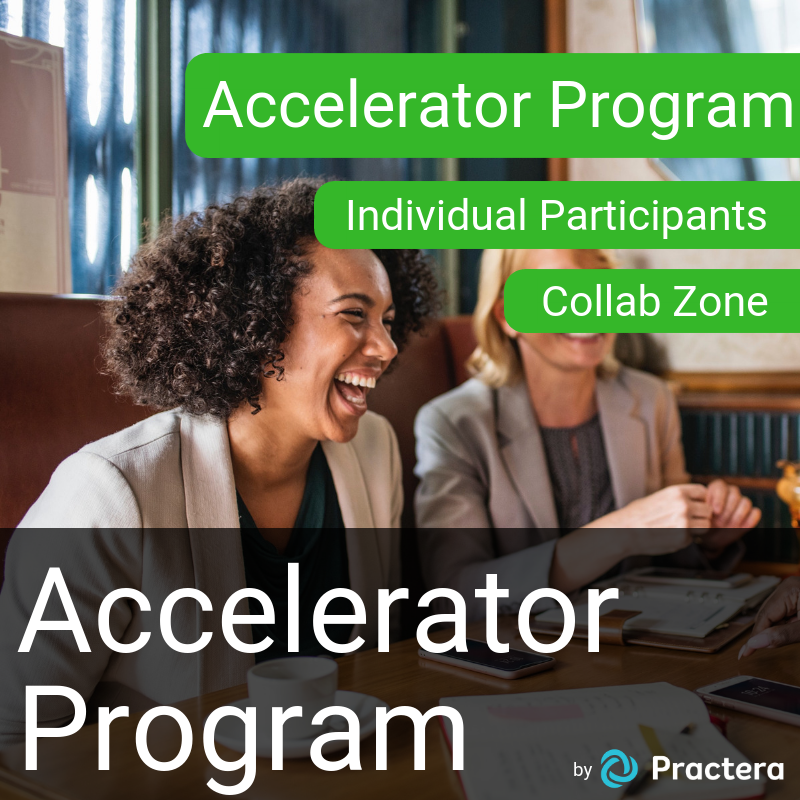 Accelerator Program (Individual, Collaboration Zone)