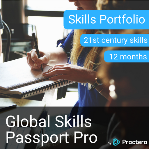 Global Skills Passport Pro (for educators)