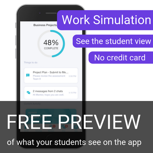 FREE PREVIEW -  Work Simulation Experience