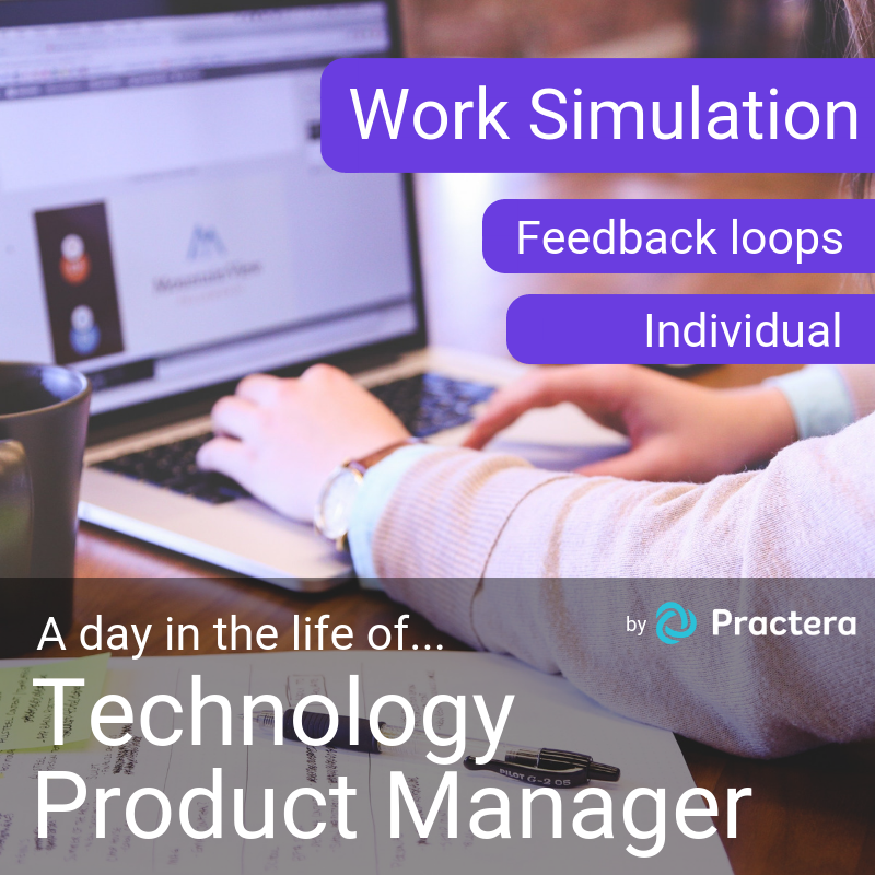 A day in the life of...  a Technology Product Manager at YEStech (Feedback loops, Individual)