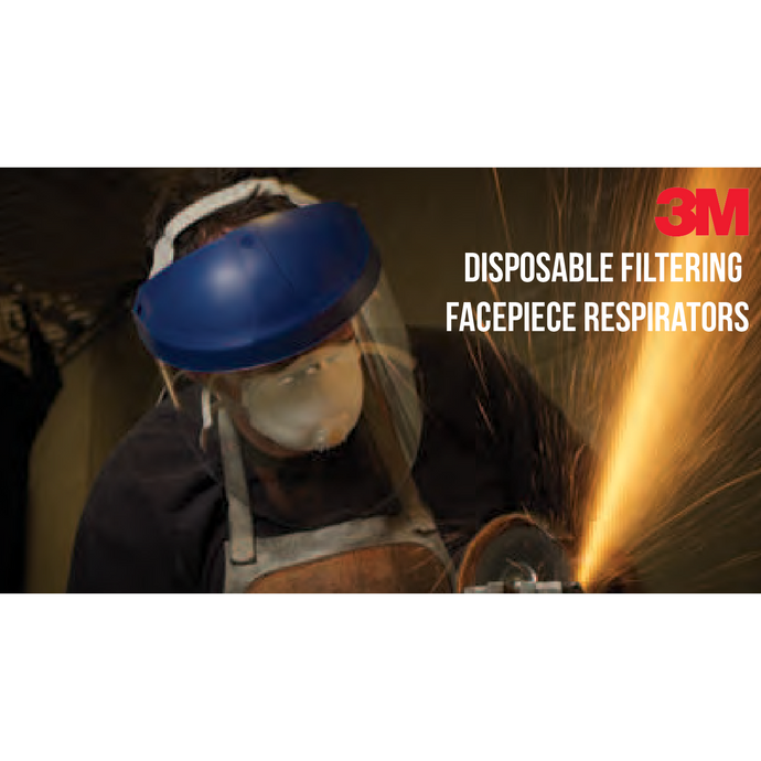 3M™ Disposable Filtering Facepiece Respirators