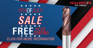 4th of July Sale Free Fullerton FC20 Coating