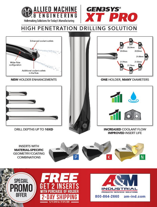 Allied XT Pro Tool Promotion Valid Thru 7/31/2020