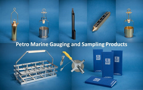 Petro Marine Product Collage