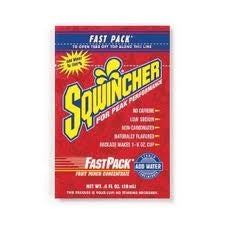 Sqwincher .6oz Fast Pack Single Serving Electrolyte Replacement Drink, 200/Case