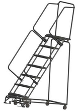BALLYMORE M-2000 Series Rolling Safety Ladder
