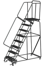 BALLYMORE M-2000 Series Deep Top Step Ladder