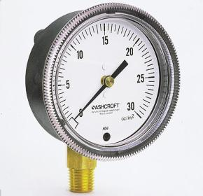 ASHCROFT 1490 Low Pressure Diaphragm Gauge