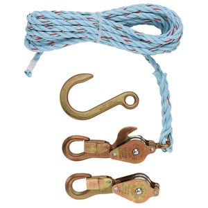 Klein Block & Tackle 258 Anchor Hook, 1802-30