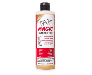 TAPMAGIC Cutting Fluid, EP-Xtra Formula, For Use On All Metals