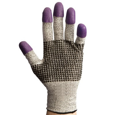 Kimberly-Clark Professional Jackson Safety G60 Purple Nitrile Dot Coated Level 3 Cut Resistant Gloves