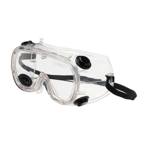 Bouton Chemical Splash Goggles, Clear Lens, Indirect Vent