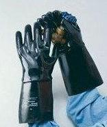 "ANSELL Edmont 9-928 Neox Fully Coated Neoprene Glove with 18"" Gauntlet Cuff, 12 pk"
