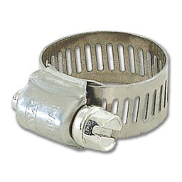 "Hose Clamp #36, 1-13/16"" To 2-3/4"" Stainless Steel"