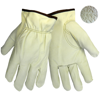 Leather Glove, Unlined with Keystone Thumb (3200B)