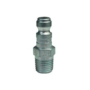 "DIXON J-Series Automotive Pneumatic Male Threaded Plug, 1/4"" - 1/2"""