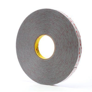 3M VHB Tape 4941 Gray, 3/4 in x 36 yd 45.0 mil