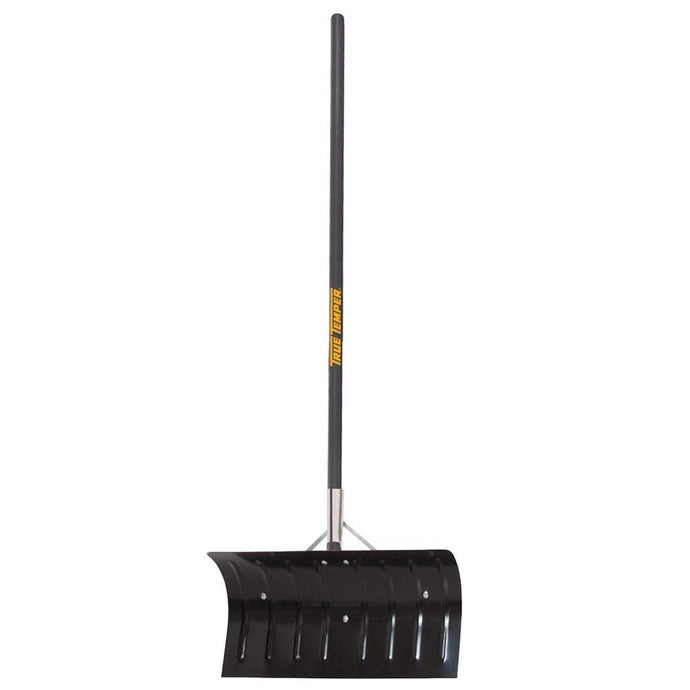 AMES True Temper 24-Inch Steel Snow Pusher - 16644300