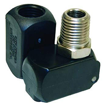 DIXON Composite Air Tool Swivel, 1/4