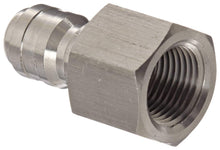 "DIXON DQC E-Series Straight Through Interchange Female Plug, 3/8"" - 3/4"""
