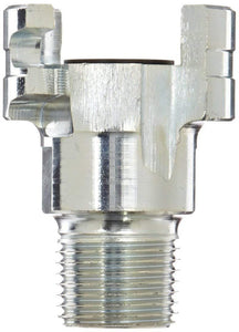 "DIXON Dual-Lock P-Series Thor Interchange Male Thread Plug, 1/2"" - 1"""