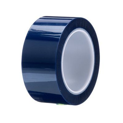 3M Polyester Tape 8991 Blue, 2 in x 72 yd 2.4 mil