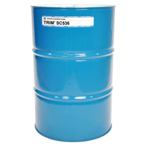 Master Chemical Trim SC536 Cutting and Grinding Fluid Concentrate Semisynthetic