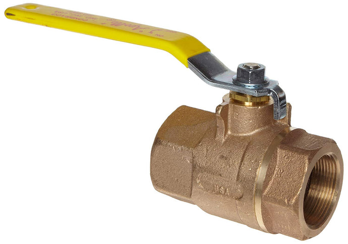 APOLLO VALVES 70-140 Series Bronze Ball Valve - ASME B31.1 Materials