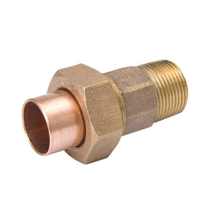 MUELLER C-108 Cast Copper Union, 3/4