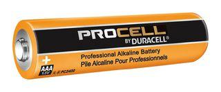Duracell PROCELL Batteries, Alkaline non-rechargeable