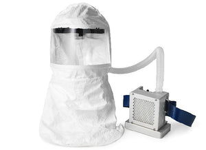 NIOSH Approved PAPR, Powered Air Purifying Respirator
