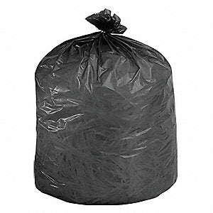 Poly Trash Can Liners, Heavy Duty