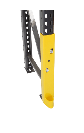 Speedrack Column Protector - Yellow