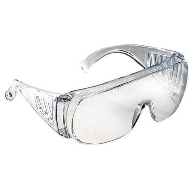 Clear Radians CHIEF™ Over The Glass (OTG) Safety Eyewear