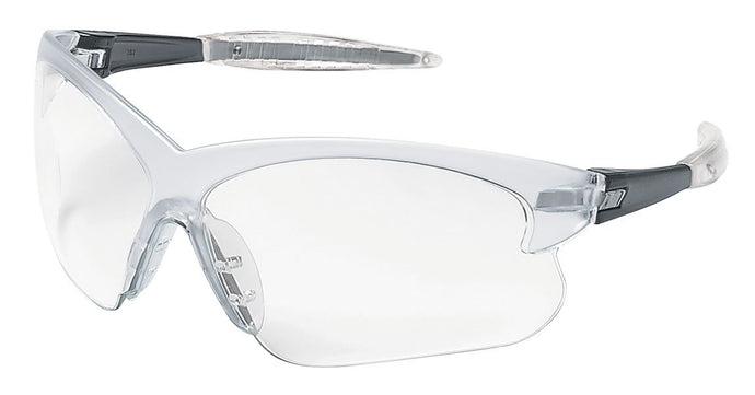 Crews Deuce® - Smoke Temples, Clear Anti-Fog Lens (DC110)