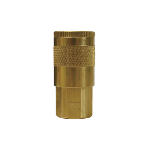 DIXON Air Chief Automotive Threaded Coupler Female NPT, 1/4""