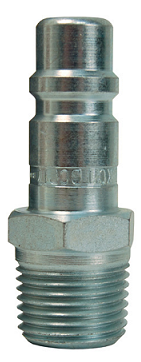DIXON Air Chief Industrial Male Threaded Plug, 1/4
