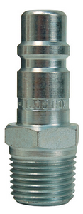 "DIXON Air Chief Industrial Male Threaded Plug, 1/4"" - 1/2"""