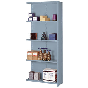 "LYON Pre-Engineered 36"" Wide 8000 Series Shelving"