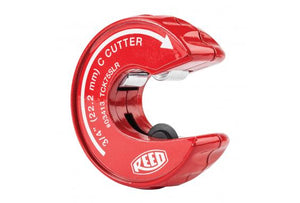 "REED TCK1SLR 1"" C-CUTTER, SPRING LOADED CUTTER WHEEL SELF FEEDS ON COPPER & CTS CPVC # 03414"