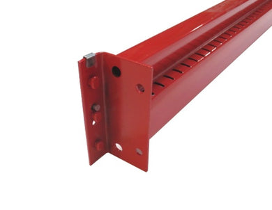 Speedrack Teardrop Beams - International Orange
