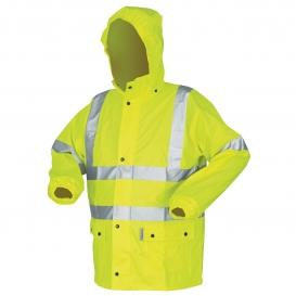 River City Luminator Class 3 Limited Flammability 2-Piece Rain Suit (5182)